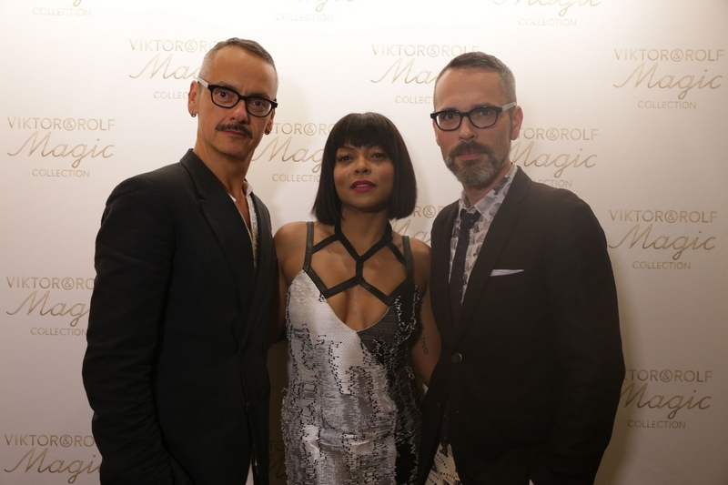 taraji-p-henson-viktor-horsting-and-rolf-snoeren-at-the-launch-of-viktorrolf-magic-collection