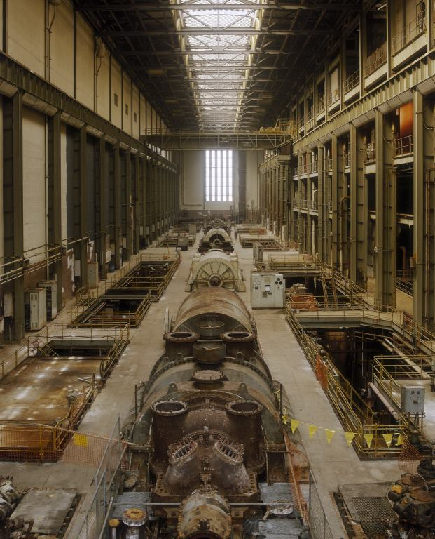 Tate Modern turbines