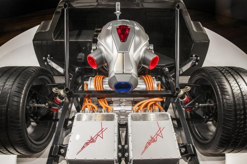 Techrules TREV Technology Turbine Generator