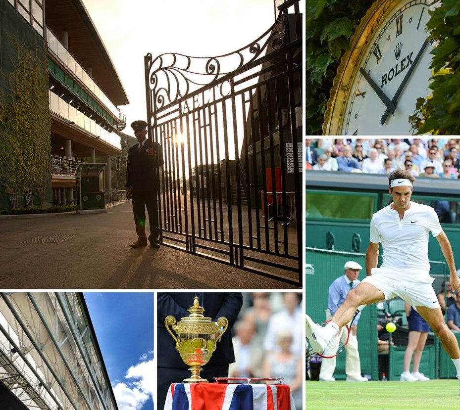 Tennis and Rolex