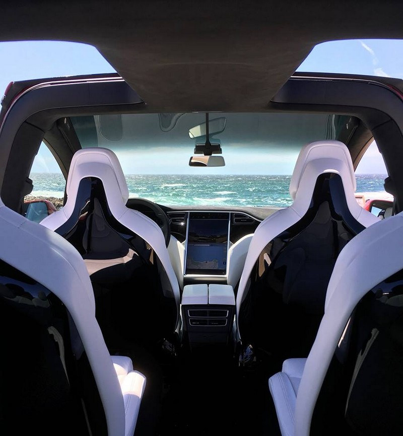 Tesla SUV unveiled at 2016 Goodwood Festival of Speed