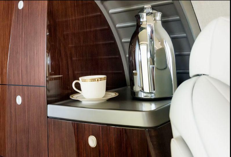 Textron Aviation debuts Cessna Denali single engine turboprop --interior