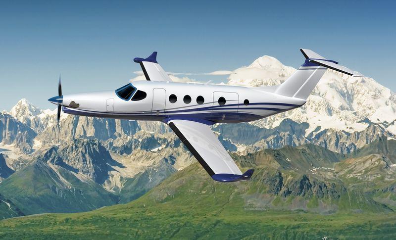 Textron Aviation debuts Cessna Denali single engine turboprop