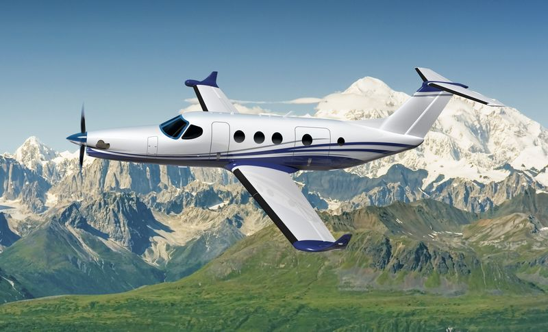 Textron Aviation debuts Cessna Denali single engine turboprop