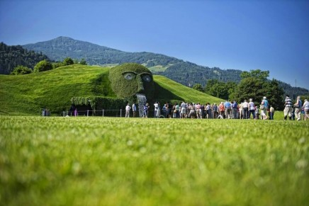Swarovski 120th Anniversary celebrated with the reconstruction of Kristallwelten experience