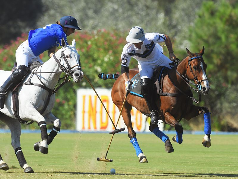 The 45th Tournament at the Santa Maria Polo Club in Sotogrande opend with the first Maserati Store in Spain-