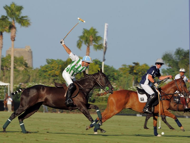 The 45th Tournament at the Santa Maria Polo Club in Sotogrande opend with the first Maserati Store in Spain