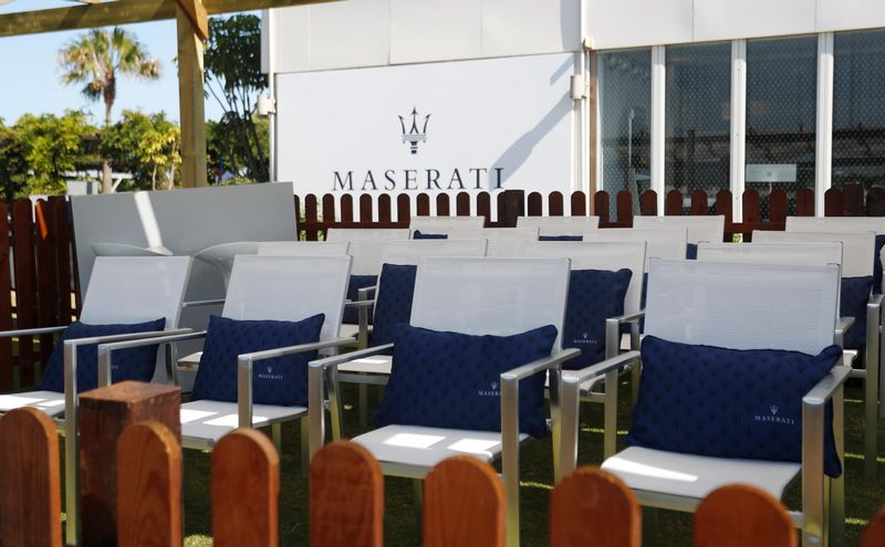 The 5th round of the Maserati Polo Tour 2016 opend with the first Maserati Store in Spain-