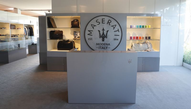 The 5th round of the Maserati Polo Tour 2016 opend with the first Maserati Store in Spain--