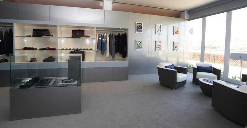 The 5th round of the Maserati Polo Tour 2016 opend with the first Maserati Store in Spain-2016