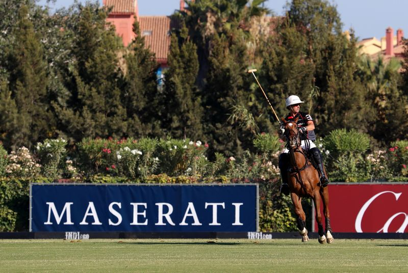 The 5th round of the Maserati Polo Tour 2016 opend with the first Maserati Store in Spain