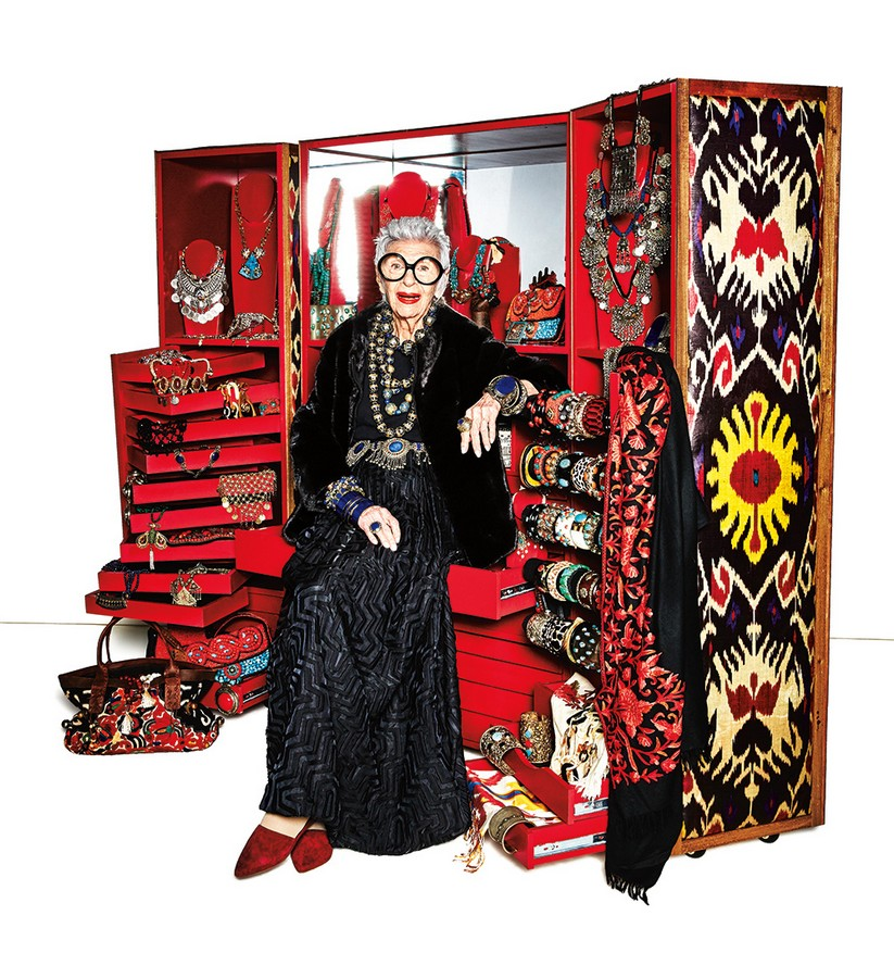The 89th edition of the legendary Neiman Marcus Christmas Book - IRIS APFEL FOR BAJALIA TRUNK OF ACCESSORIES