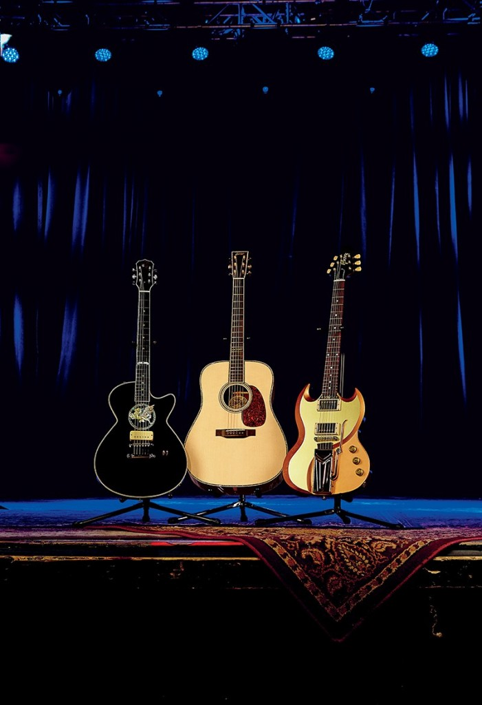 The 89th edition of the legendary Neiman Marcus Christmas Book - TEXAS GUITAR TRI0 GIFT $30,000 each