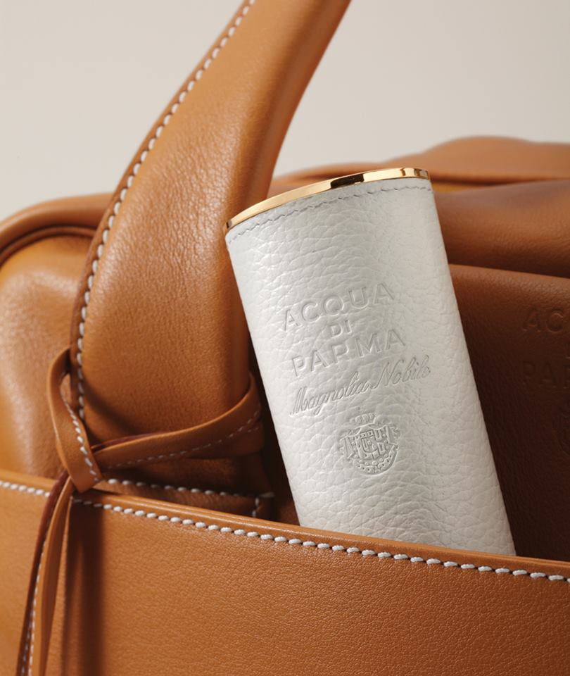 The Acqua di Parma Leather Collection - Top quality, hand-crafted leather bags and accessories