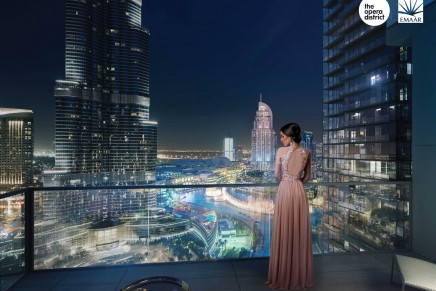 Now you can shop Dubai Opera District in London