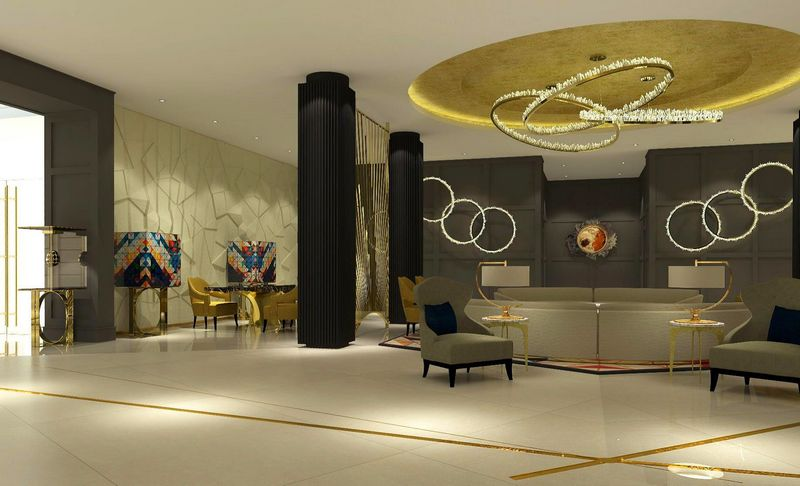 The Alexander Hotel in Yerevan, Armenia-