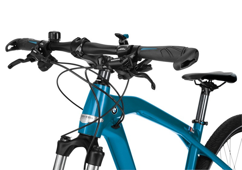 The BMW Cruise M Bike Limited Edition bicycle-