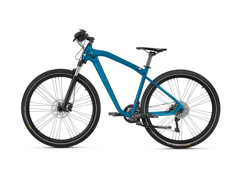 The BMW Cruise M Bike Limited Edition bicycle