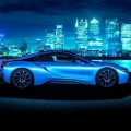The BMW i8 wins Top Gear Car of the Year