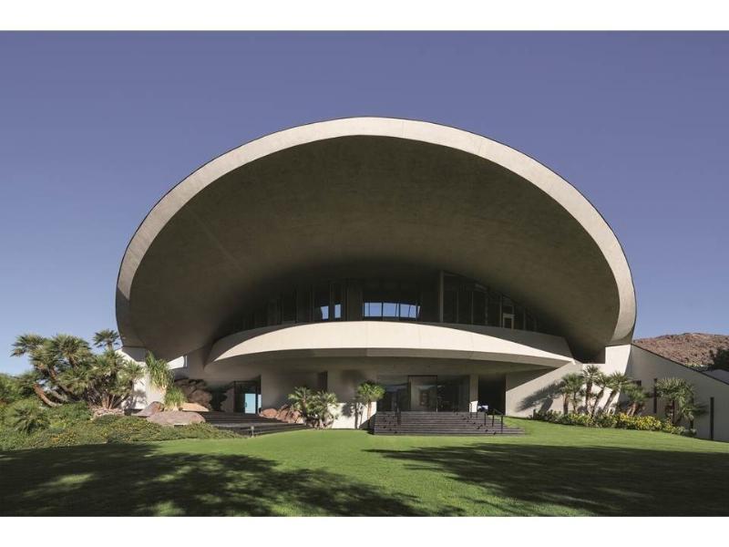 Palm Springs Bureau of Tourism Bob Hope House