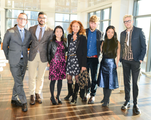 The CFDA, Cadillac and Timo Weiland crew
