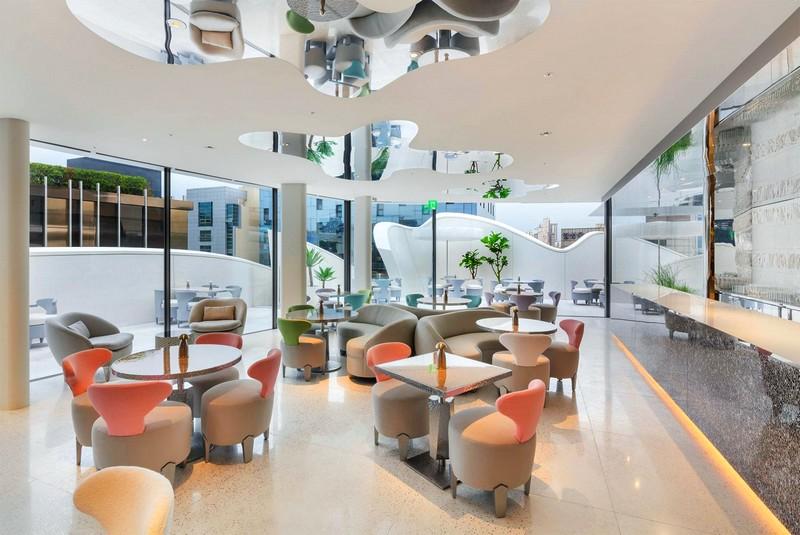 The Café Dior by Pierre Hermé Seoul