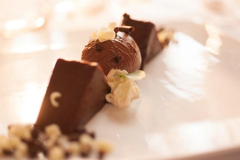 The Cellars dessert