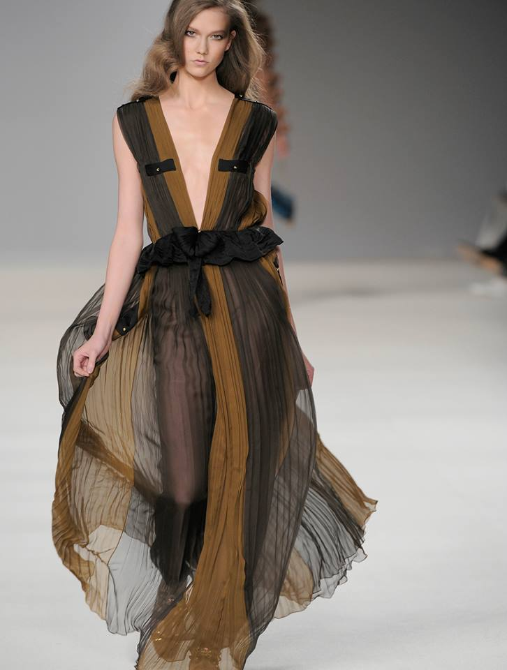The Chloé Fall-Winter 2009 collection