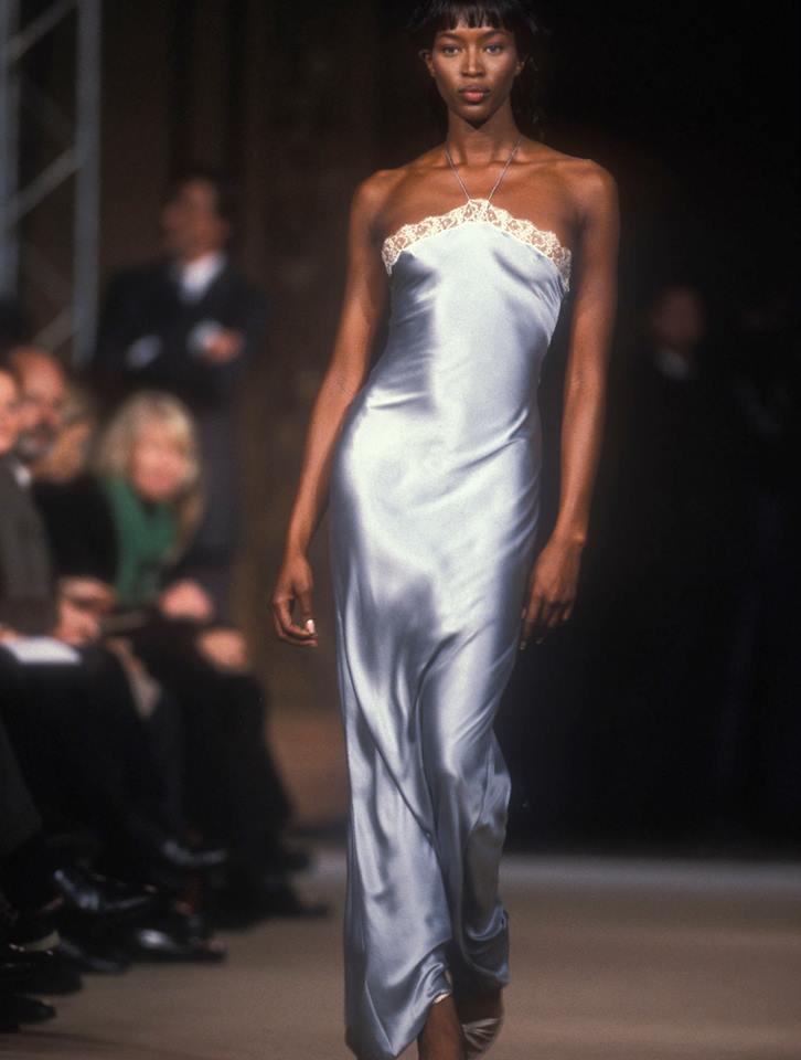 The Chloé Spring-Summer 1998 collection