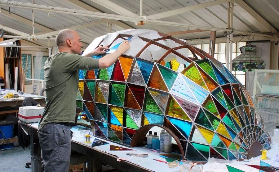 The Design Museum Tank - Dominic Wilcox Tank 2015