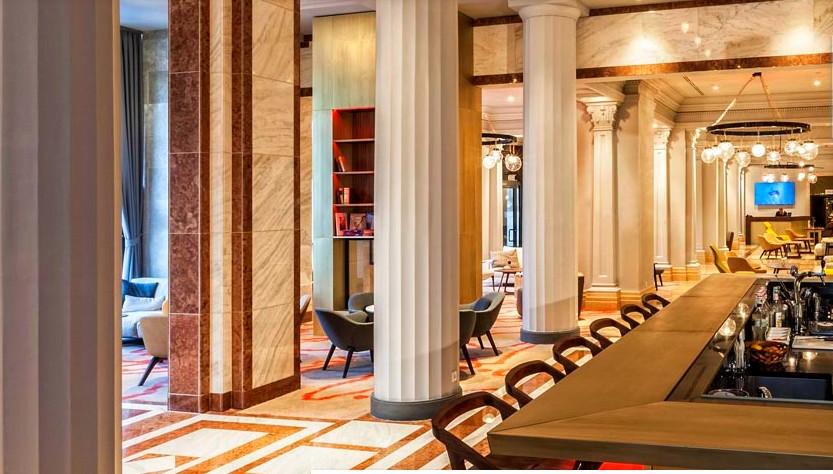 The Elizabeth Park Ritz-Carlton--