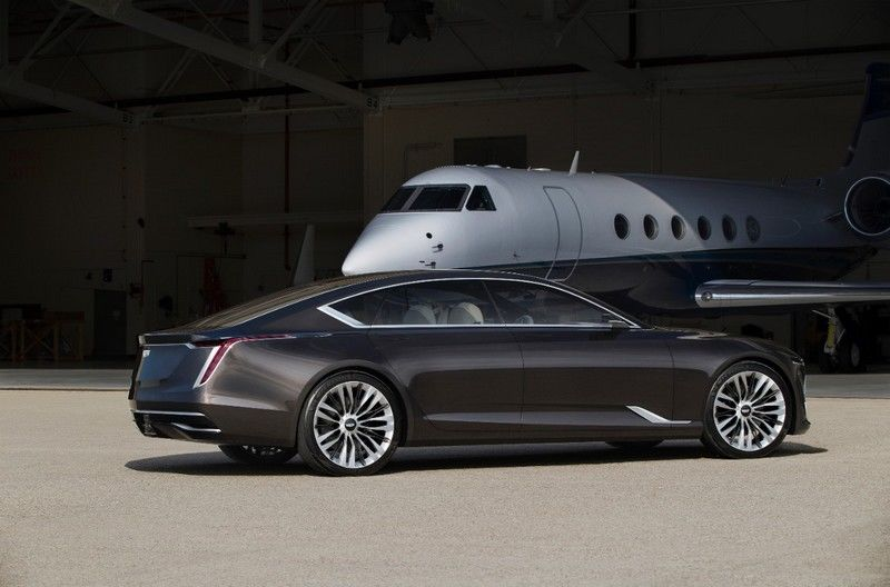 The Escala Concept is the next evolution of Cadillac-
