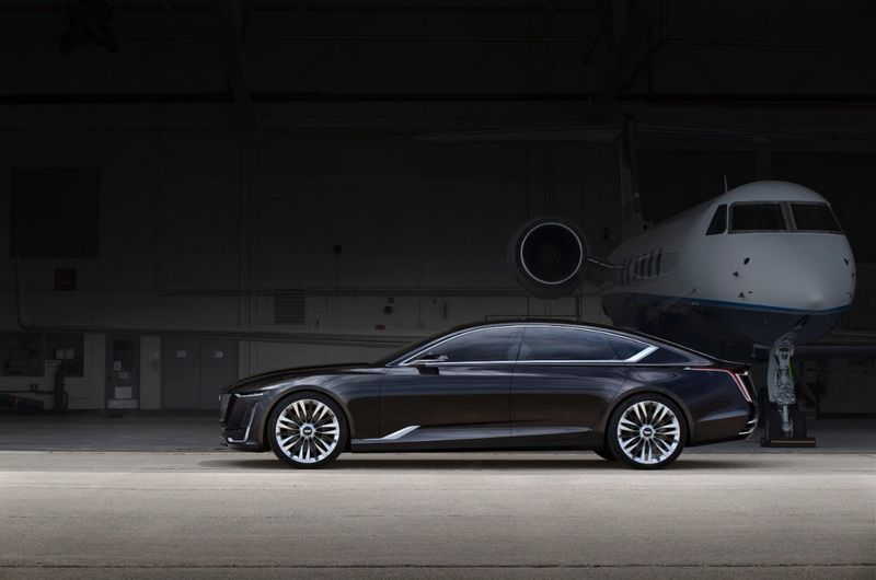 The Escala Concept is the next evolution of Cadillac-2016 model-