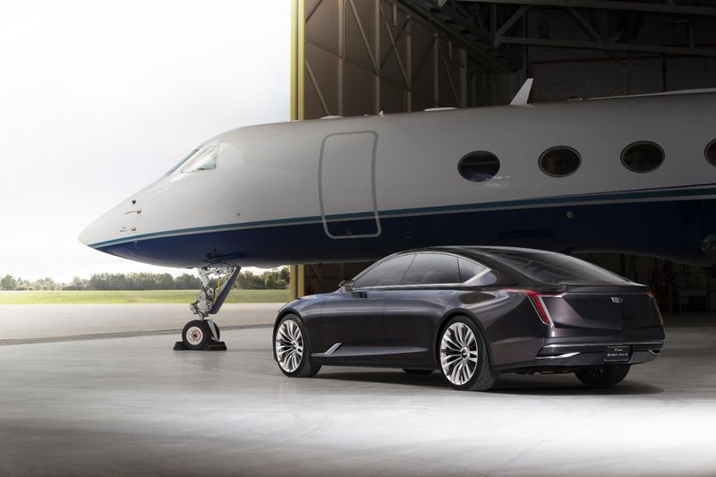 The Escala Concept is the next evolution of Cadillac-2016 model