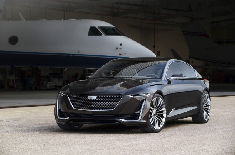 The Escala Concept is the next evolution of Cadillac