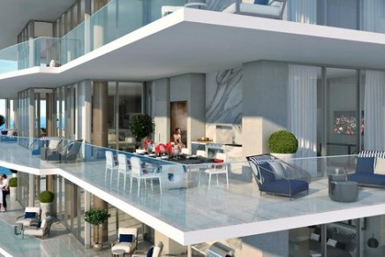 Karl Lagerfeld for The Estates at Acqualina Miami
