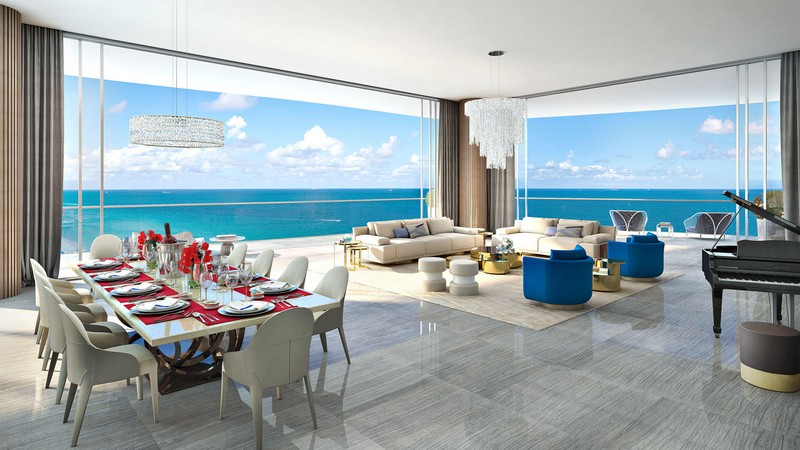 The Estates at Acqualina Miami- interior