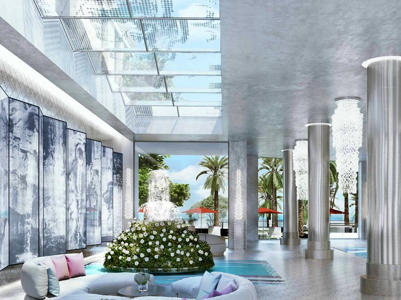 the-estates-at-acqualina-lobby-by-karl-lagerfeld
