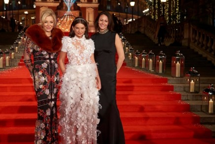 Fashion industry's biggest stars celebrated the best of fashion in London