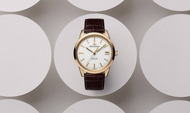 The Geophysic True Second pink gold