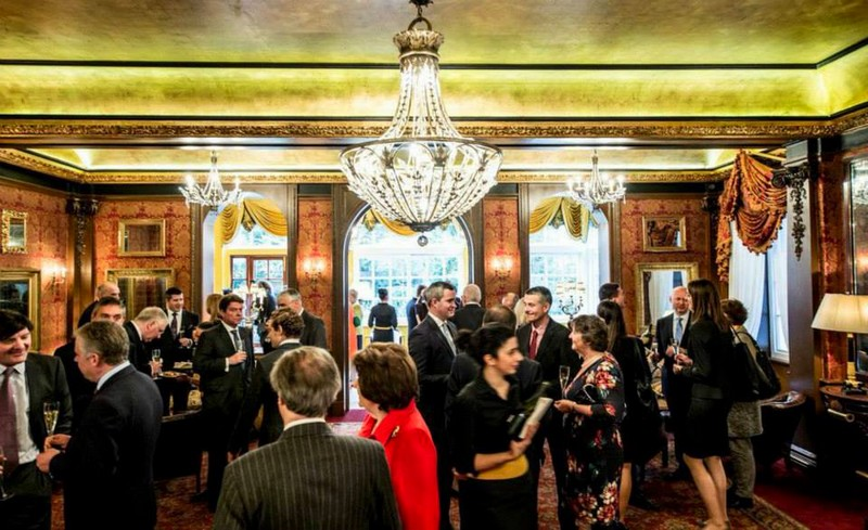 The Goring's 105th Birthday Celebrations-luxury Relais and Chateaux property
