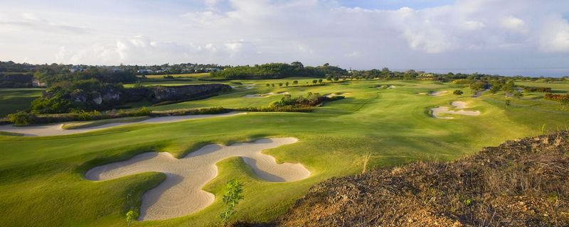 The Green Monkey, Barbados - golf