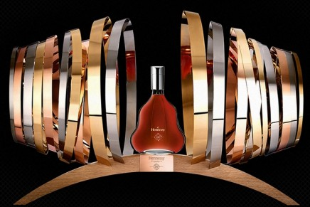 A Hennessy ultra-rare cognac marks the brand's two and a half centuries