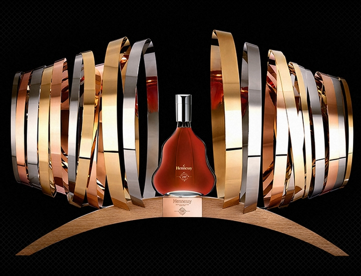 The Hennessy 250 Collector Blend