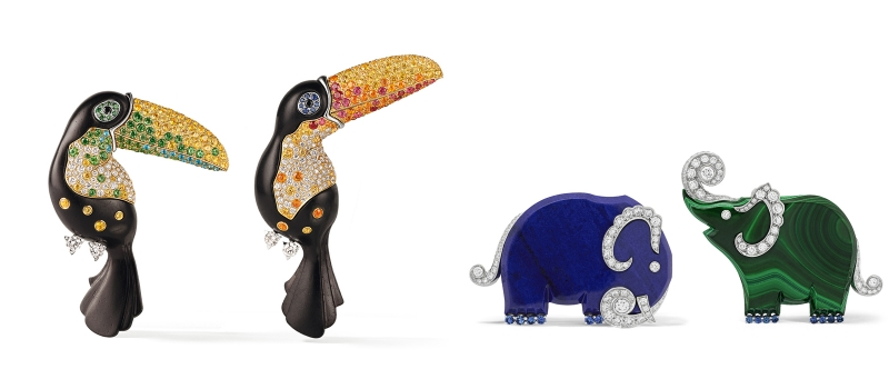 the-jewelry-tale-of-noahs-ark-by-van-cleef-arpels-elephants-and-toucans