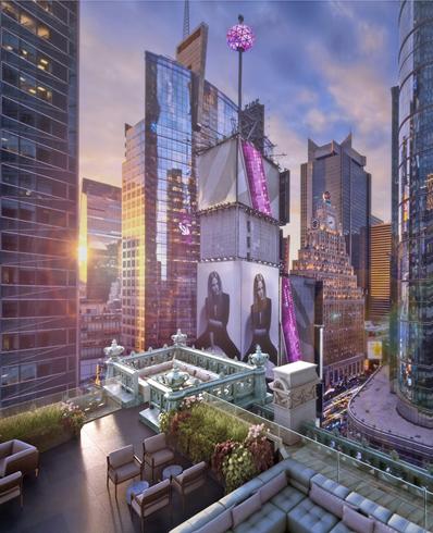 The Knickerbocker New York luxury hotel