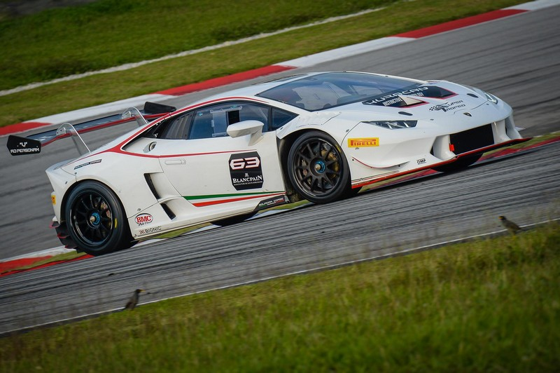 The Lamborghini Blancpain Super Trofeo North America series--003