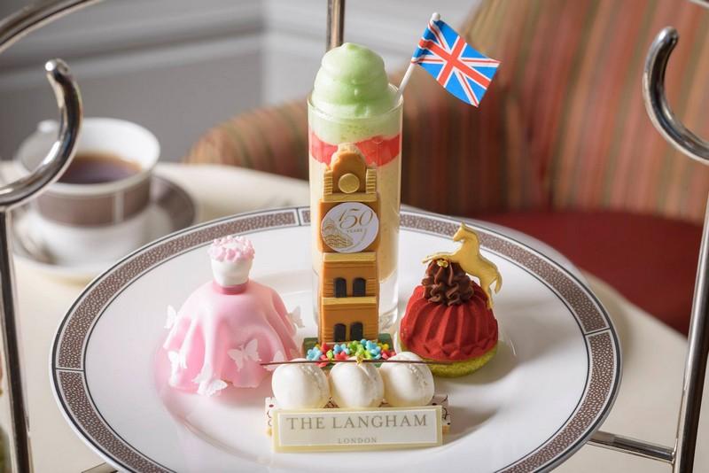 The Langham Tea
