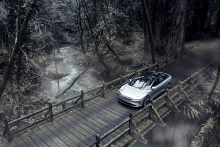 Lucid Air luxury electric car is returning to the fundamentals of great design