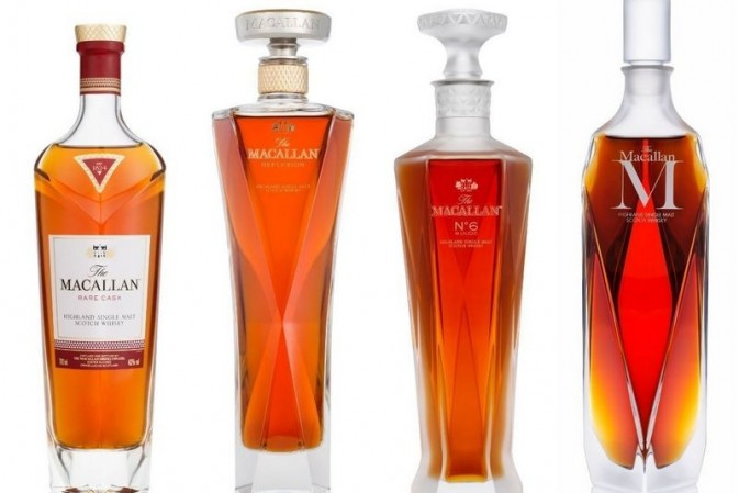 """""""Reflexion"""" And """"No.6″ complete The Macallan 1824 Masters Series"""